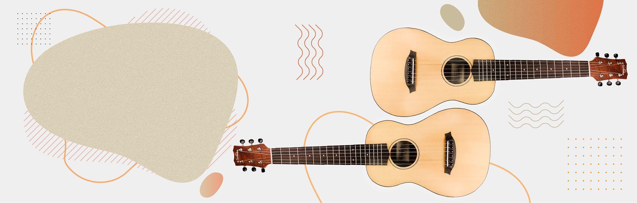 吉他麗麗調音的幾種可能(封面)