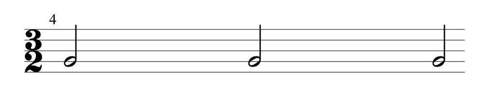 32拍拍號