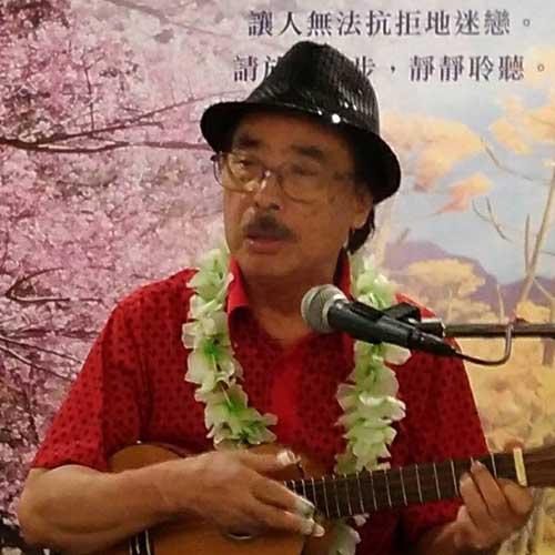 宮 靖 RICKY MIYA (日本人) —— Hawaiian Fan雜誌台灣支局負責人