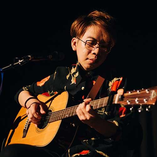 張子慶 老師 —— 好樂團-吉他手