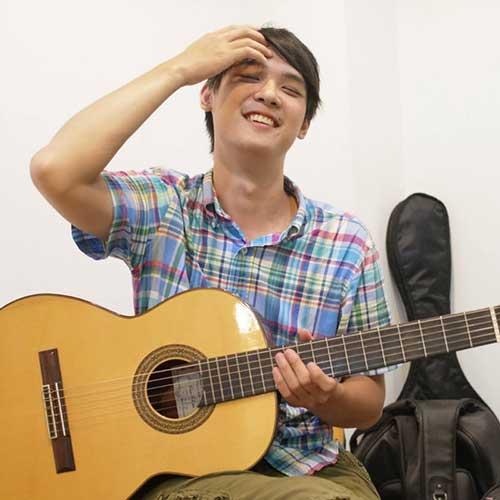 李深惟 老師 —— 古典吉他碩士