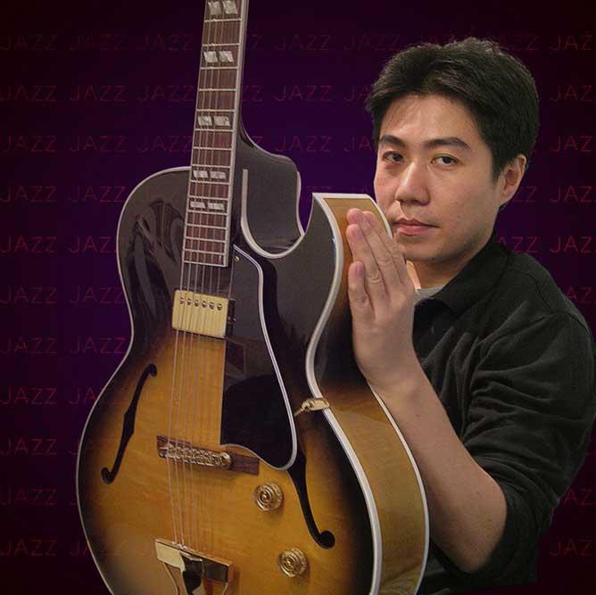 林煒盛 老師 —— 紐約職業爵士樂手