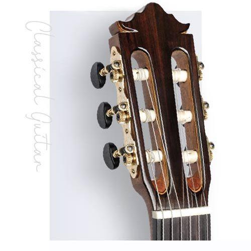 湯明進手工吉他