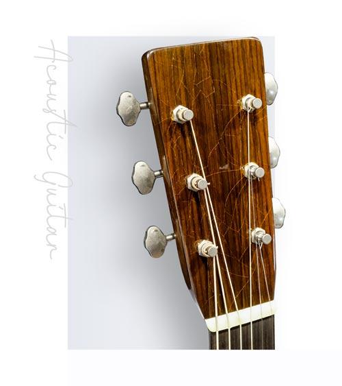Pre-War 吉他舊化第一品牌