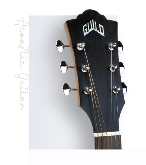 Guild 美國老牌木吉他