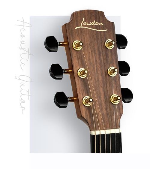 Lowden 愛爾蘭頂級手工吉他