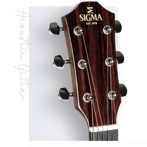 Sigma 純正馬丁血統木吉他