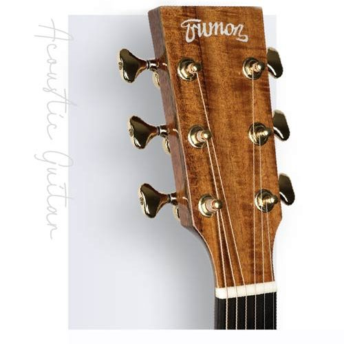 Trumon 楚門吉他
