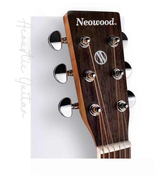 Neowood 台澳合作品牌