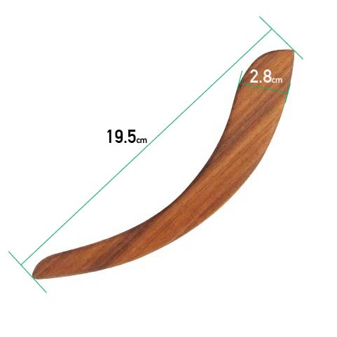 黑木木吉他扶手 19.5_2.8cm