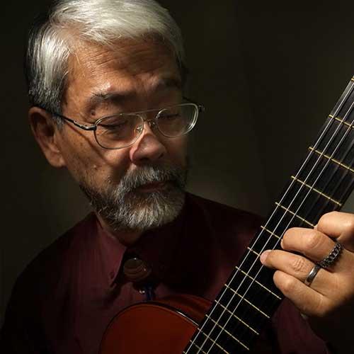 莊維仁 老師 —— 古典吉他、佛朗明哥吉他翹楚