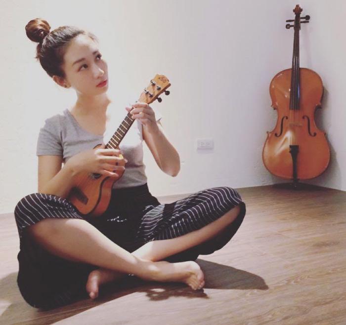 謝庭穎 老師 —— 華語樂壇-極光系精靈女聲