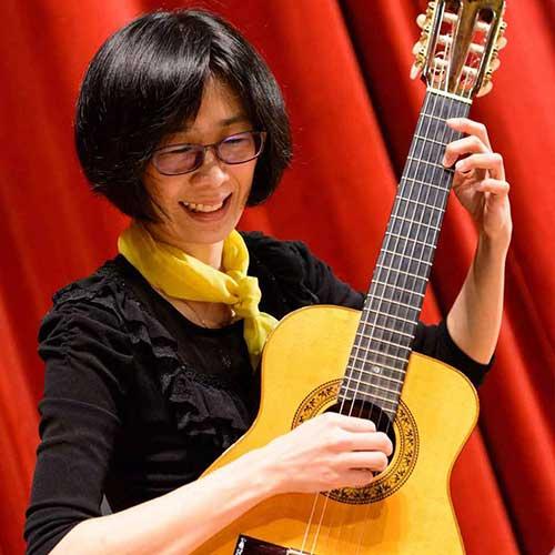 黃子珊 老師 —— 留美音樂碩士