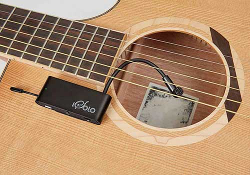 isolo wireless 原聲樂器收音麥克風