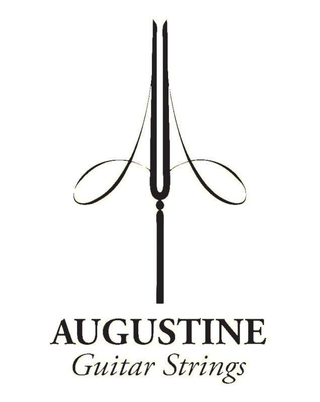 Augustine 吉他弦 商標Logo