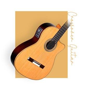 跨界吉他 | 36-39吋