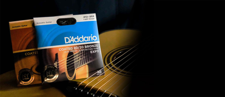 Daddario吉他弦與Mayson吉他