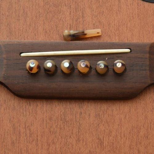 吉他弦釘 JohnPearse 人造玳瑁 Faux Tortoise