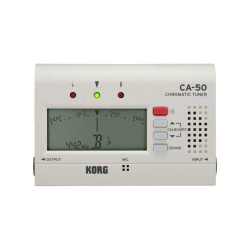 調音器 Korg CA-50 (1)