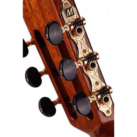 Martinez MC-48C JUN 35吋 古典旅行吉他 琴頭