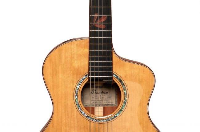 Dowina Guitars Master Series - Strip Padauk