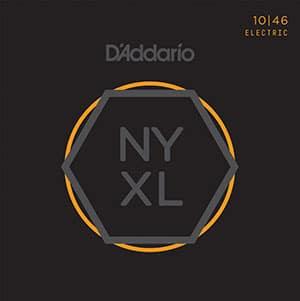 NYXL D'addario 吉他弦