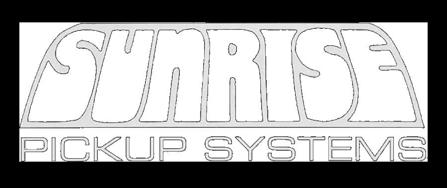 Sunrise拾音器系統-品牌商標Logo