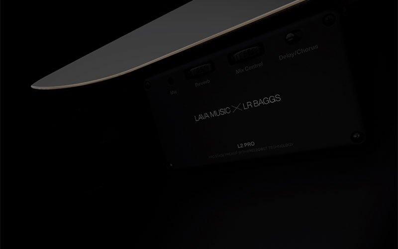 lava-me-pro 內建效果器