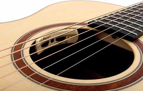 LR baggs 木吉他拾音器 音孔控制器