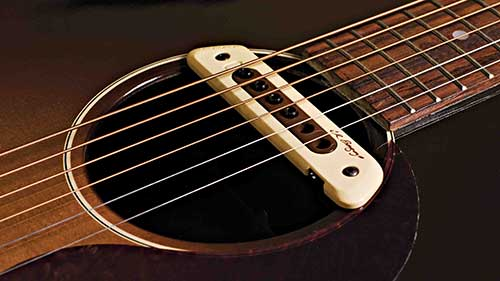 LR Baggs 木吉他拾音器