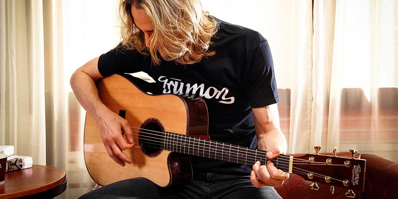 Trumon Guitar 楚門吉他