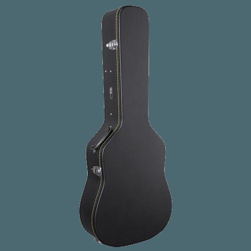 wooden guitar case 木頭材質的吉他硬盒